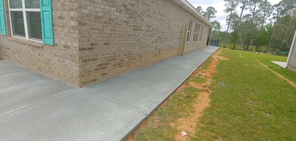 atlanta concrete sidewalk