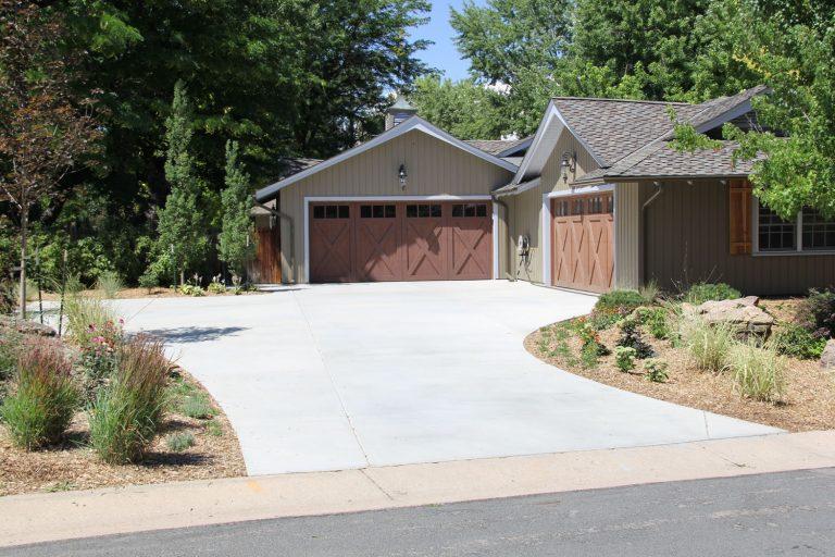 atlanta concrete driveway